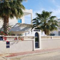 la villa khawa portail pour le rez de jardin