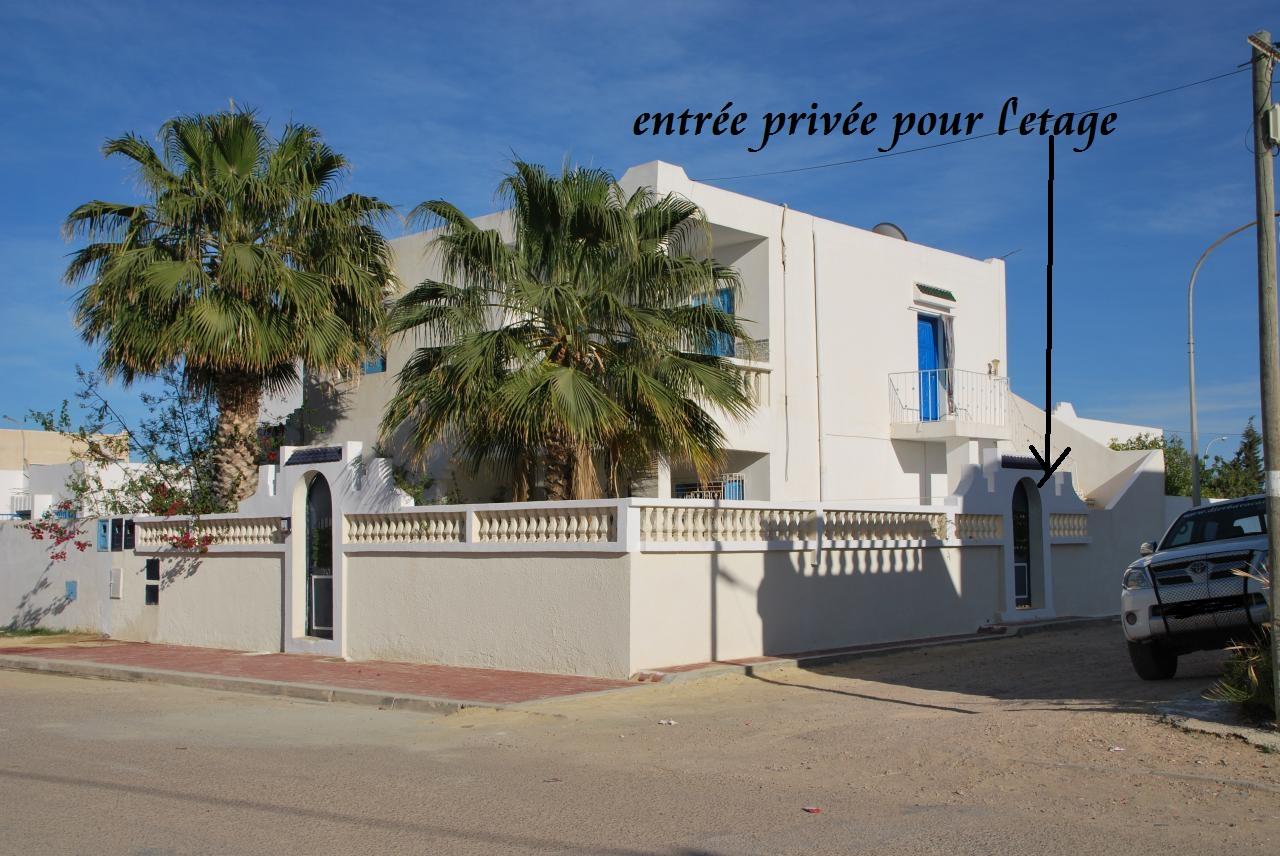 Ma maison a vendre a djerba for Acheter une maison en tunisie